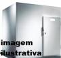 Camara frigorifica conservação com Via Aerea  usada 14m3