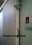 Porta  frigorifica frio conservaçao usada 1,2x2