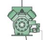 Compressor Dorin K500CC 5cv usado
